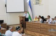 ИБХИТМ ва СамДУ ҳамкорлигида халқаро семинар‑тренинг бўлиб ўтди